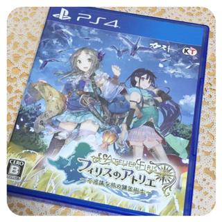Koei Tecmo Games - ps4 フィリスのアトリエ 〜不思議な旅の錬金術士〜 * 中古 ゲームソフト