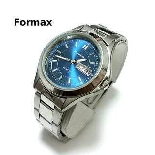 稼働OK「Formax」腕時計(腕時計(アナログ))