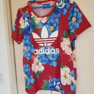 アディダス(adidas)のアディダスのTシャツ(Tシャツ(半袖/袖なし))