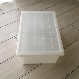 MUJI (無印良品) - 無印良品 クリアボックス