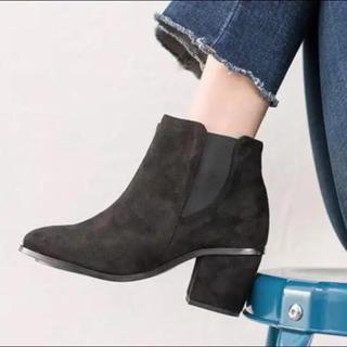 ベルシュカ(Bershka)の美品 Bershka サイドゴア ブーツ ブーティ 36(ブーツ)