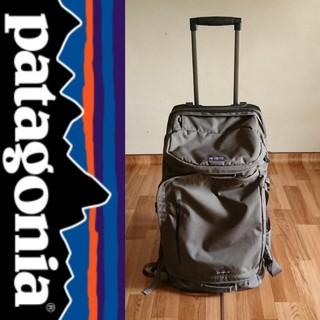 パタゴニア(patagonia)のpatagonia☆パタゴニア☆キャリーケース バッグ 大型120L(スーツケース/キャリーバッグ)