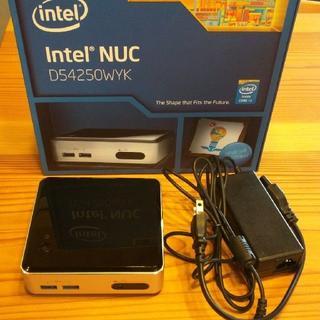 Intel NUC BOXD54250WYK(中古)(デスクトップ型PC)