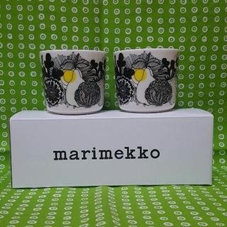 マリメッコ(marimekko)の★新品・未使用★marimekko ラテマグ2個セット(食器)