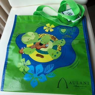 Disney - ハワイ アウラニ オル バッグ ショッピングバッグ