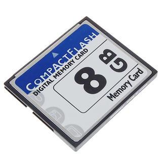 新品❤️CFカード 8GB コンパクトフラッシュ(その他)