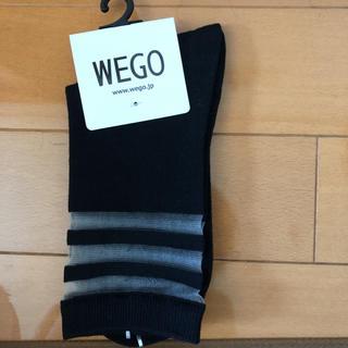 ウィゴー(WEGO)のWEGO 靴下(ソックス)