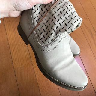 夏のブーツ(ブーツ)