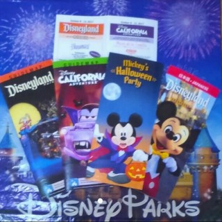 ディズニー(Disney)の★同梱で426円★ 最新 カリフォルニアディズニー ハロウィンパーティ ガイド(地図/旅行ガイド)
