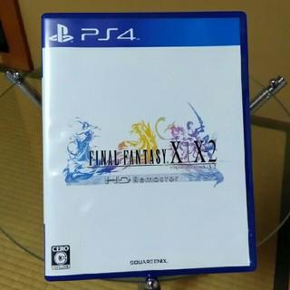 PlayStation4 - ファイナルファンタジーX/X-2 HD Remaster
