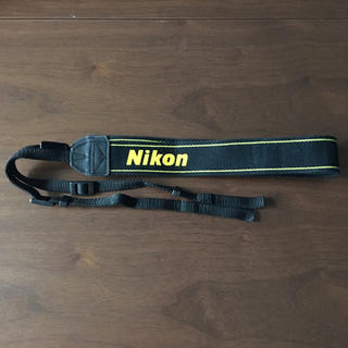 ニコン(Nikon)のNIKONニコン/カメラストラップ(その他)