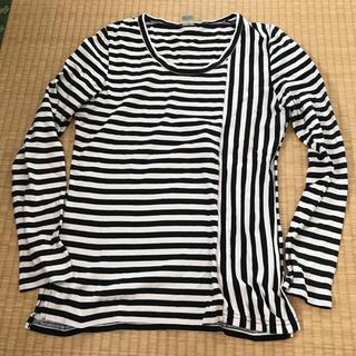 ジーナシス(JEANASIS)のJEANASIS ロングボーダーTシャツ(Tシャツ(長袖/七分))