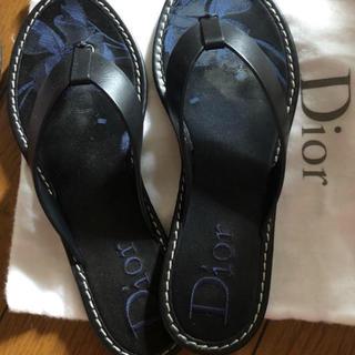 クリスチャンディオール(Christian Dior)のクリスチャンディオール サンダル(サンダル)