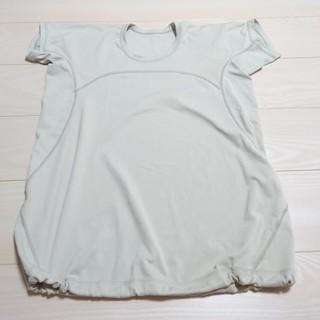 ワンエルディーケーセレクト(1LDK SELECT)のアンドワンダーand wanderドライジャージーショートスリーブT★サイズ1(Tシャツ(半袖/袖なし))