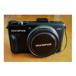 オリンパス(OLYMPUS)のOLYMPUS XZ-1(コンパクトデジタルカメラ)