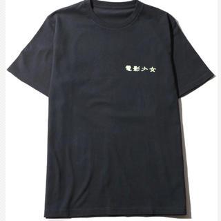 ウィゴー(WEGO)のWEGO×電影少女 コラボTシャツ② Mサイズ黒(Tシャツ/カットソー(半袖/袖なし))