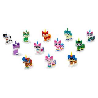 レゴ(Lego)の【未開封】LEGO 「ユニキティ ミニフィグシリーズ」コンプリート(知育玩具)