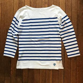 オーシバル(ORCIVAL)のオーシバル ボーダーTシャツ 16A(Tシャツ(長袖/七分))