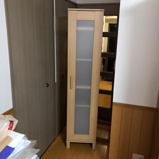 イケア(IKEA)の8月17日まで出品、ロッカー(棚/ラック/タンス)