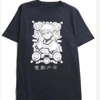 ウィゴー(WEGO)のWEGO×電影少女 コラボTシャツ 黒Lサイズ③(Tシャツ/カットソー(半袖/袖なし))