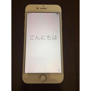 アイフォーン(iPhone)のiphone7 au simフリー 32GB(スマートフォン本体)