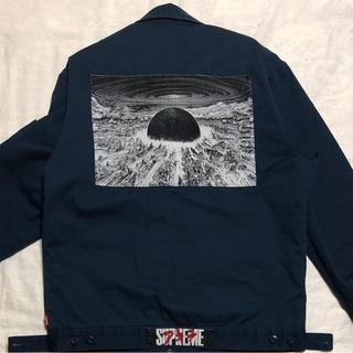 シュプリーム(Supreme)のSupreme AKIRA work jacket(ブルゾン)