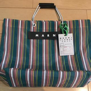 マルニ(Marni)のMARNI マルニカフェ バッグ(トートバッグ)