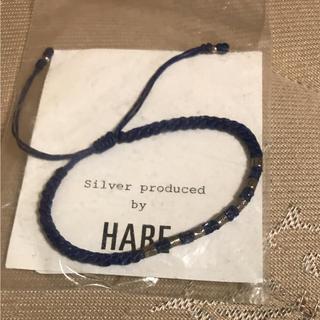 ハレ(HARE)のロウビキシルバーブレス(ブレスレット)