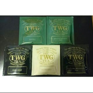 TWG ♥ 紅茶 5種  シンガポール(茶)