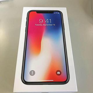 アイフォーン(iPhone)のiPhone X SIMフリー 即購入のみ 256ギガ(スマートフォン本体)