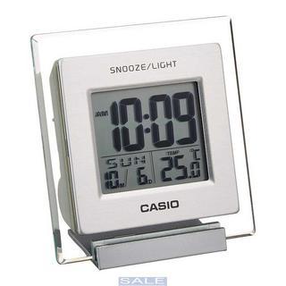 CASIO (カシオ) 目覚し時計 デジタル デスクトップ(置時計)