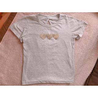ウィゴー(WEGO)のハートスタッズT(Tシャツ(半袖/袖なし))