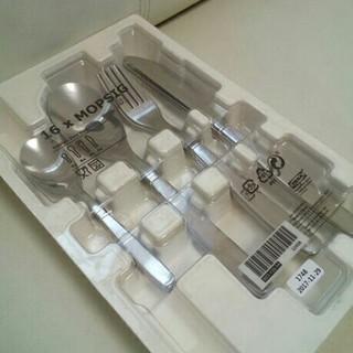 イケア(IKEA)のIKEAカトラリー16点セット(カトラリー/箸)