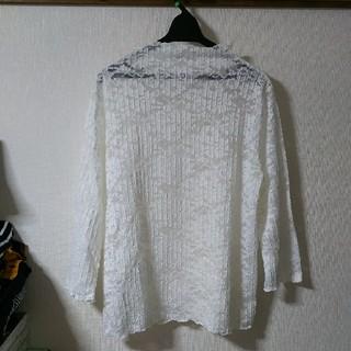 ジーユー(GU)のレースメローTシャツ GU(シャツ/ブラウス(長袖/七分))