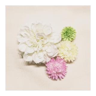 結婚式 成人式 七五三の着物 振袖 袴に♡和装髪飾り(ヘアアクセサリー)