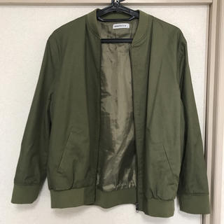 ウィゴー(WEGO)のMA-1ジャケット(ブルゾン)