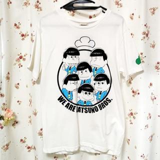 シマムラ(しまむら)の♥【新品未使用】おそ松さんTシャツ しまむら♥(Tシャツ(半袖/袖なし))