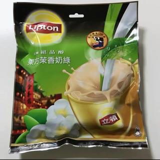 台湾 リプトン ジャスミンミルクティー(茶)