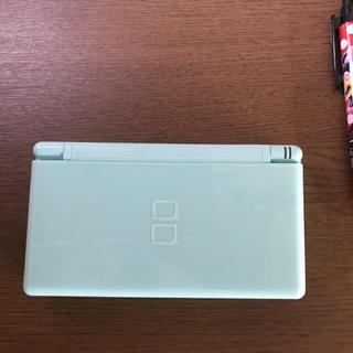 ニンテンドーDS(ニンテンドーDS)の任天堂 DS ライト(携帯用ゲーム本体)