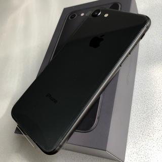 アイフォーン(iPhone)の【未使用品】iphone8 SIMフリー(スマートフォン本体)