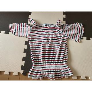 ウィゴー(WEGO)のオフショル wego(シャツ/ブラウス(半袖/袖なし))