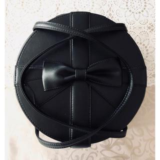 エミリーテンプルキュート(Emily Temple cute)の新品 エミキュ プレゼントボックス バニティバッグ 黒(ハンドバッグ)