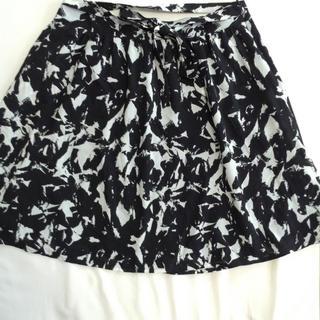エスプリ(Esprit)のエスプリ リボン付きスカート (ひざ丈スカート)