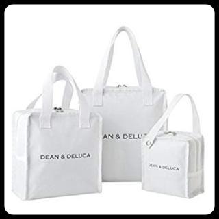 DEAN & DELUCA - ディーン&デルーカの保冷バッグ 3個セットのみ