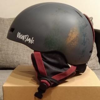 キスマーク(kissmark)のスノーヘルメット(ウエア/装備)