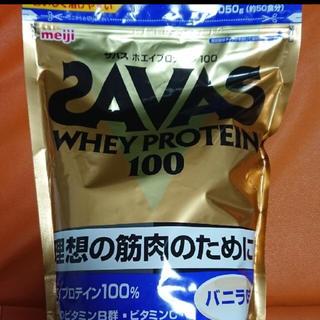 ザバス(SAVAS)のザバス プロテイン バニラ(プロテイン)