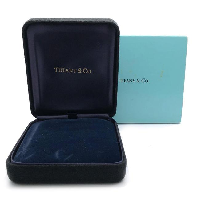 Tiffany & Co.(ティファニー)のティファニー クロス ペンダント ネックレス YG メンズのアクセサリー(その他)の商品写真