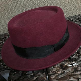 売り切り!レア美品♡ungridウールカンカンハット カンカン帽