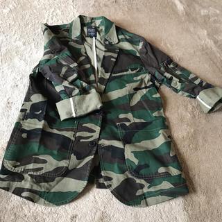 ウィゴー(WEGO)のWEGO 羽織り 迷彩(ミリタリージャケット)