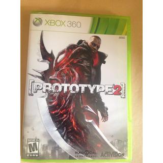 エックスボックス360(Xbox360)のプロトタイプ2(家庭用ゲームソフト)